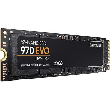 SSD Samsung 970 EVO 250GB PCI Express x4 M.2 2280