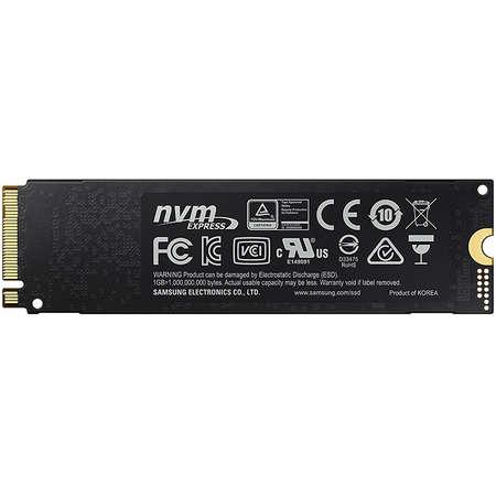 SSD Samsung 970 EVO 500GB PCI Express x4 M.2 2280