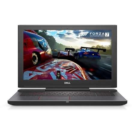 Laptop Dell Inspiron 7577 15.6 inch FHD Intel Core i5-7300HQ 8GB DDR4 1TB HDD nVidia GeForce GTX 1050 4GB FPR Windows 10 Home Black