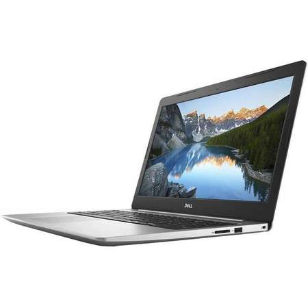 Laptop Dell Inspiron 5570 15.6 inch FHD Intel Core i7-8550U 8GB DDR4 1TB HDD FPR Backlit KB Linux Silver 3Yr CIS