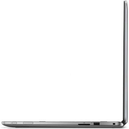 Laptop Dell Inspiron 7773 17.3 inch FHD Touch Intel Core i7-8550U 16GB DDR4 2TB HDD nVidia GeForce MX150 2GB Windows 10 Home Grey 3Yr CIS