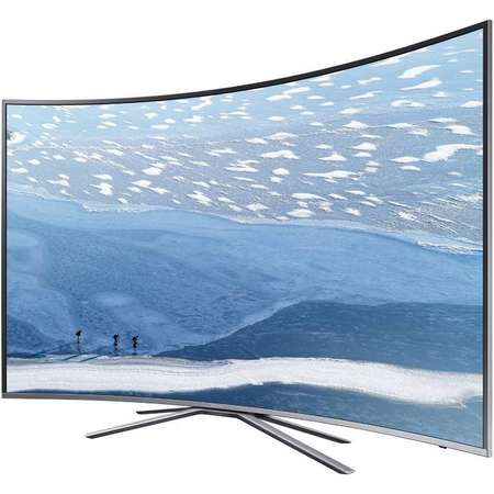 Televizor Samsung LED Smart TV Curbat UE78 KU6502 Ultra HD 198cm Grey