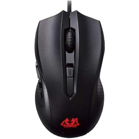 Kit Gaming Asus Tastatura + Mouse Cerberus USB Black