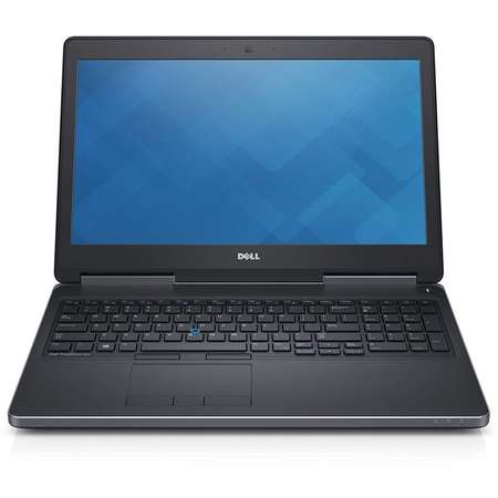 Laptop Dell Precision 7520 15.6 inch FHD Intel Core i7-7920HQ 32GB DDR4 512GB SSD nVidia Quadro M2200 4GB Windows 10 Pro Black 3Yr Pro NBD