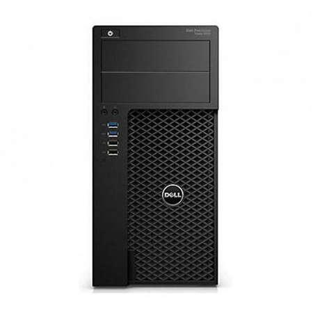 Sistem desktop Dell Precision T3620 Tower Intel Xeon E3-1270 v6 16GB DDR4 512GB SSD nVidia Quadro P4000 8GB Windows 10 Pro 3Yr NBD