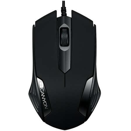 Mouse Canyon CNE-CMS02B Otical Black