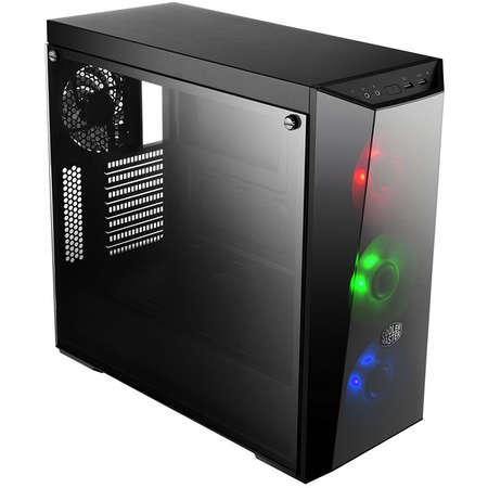 Carcasa Cooler Master MasterBox Lite 5 RGB controller