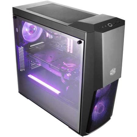 Carcasa Cooler Master MasterBox MB500 Tempered Glass Black