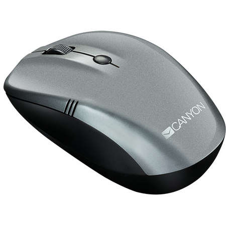 Mouse Canyon CNE-CMSW03DG Wireless Dark Gray Pearl Glossy