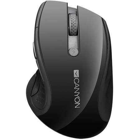 Mouse Canyon CNS-CMSW01B Wireless Black Pearl Glossy