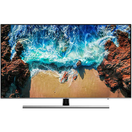 Televizor Samsung LED Smart TV UE49 NU8002 124cm UHD 4K Silver Black