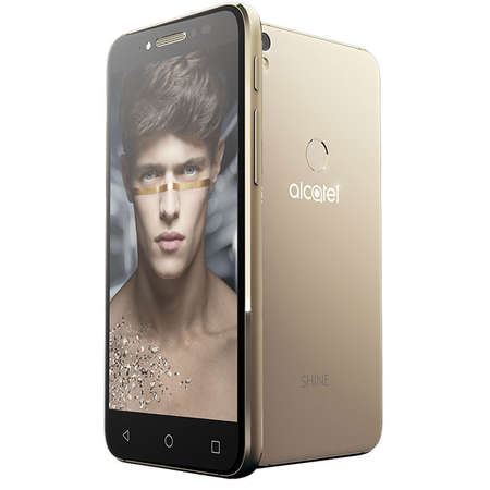 Smartphone Alcatel Shine Lite 16 GB 4G Gold