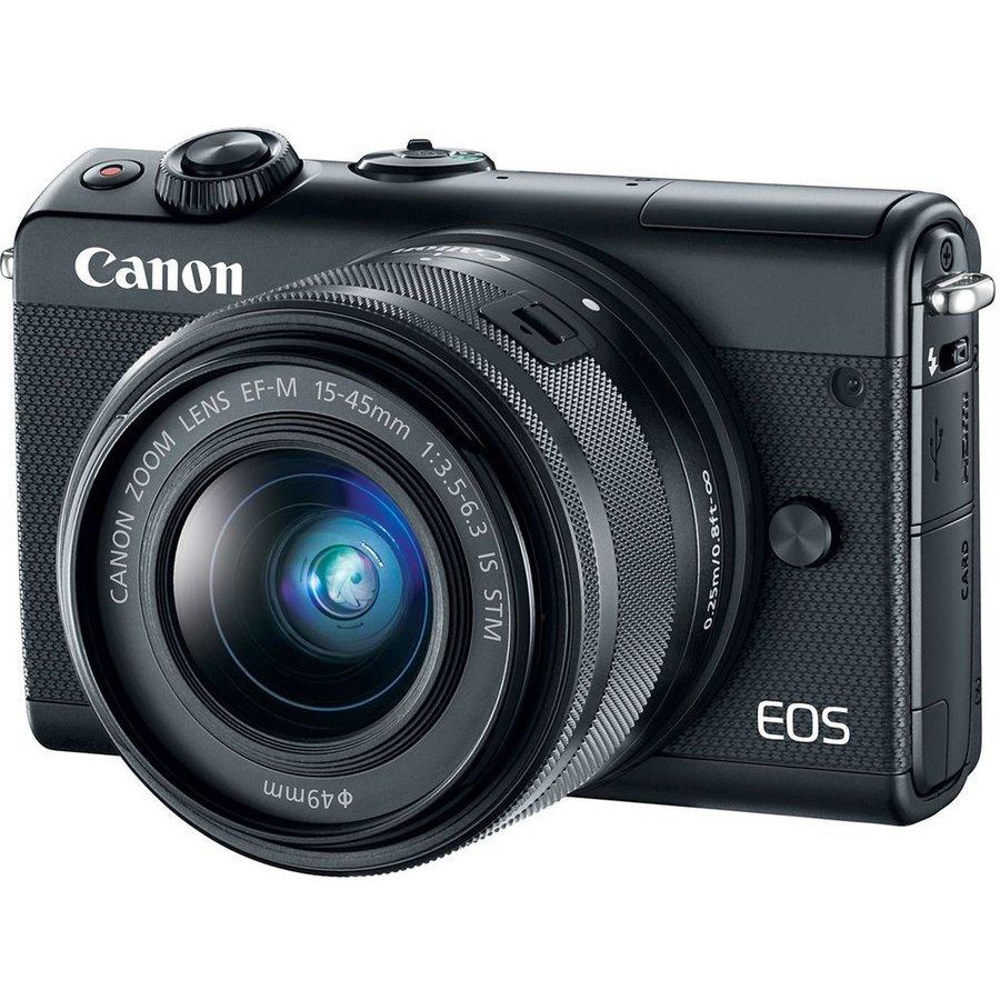 Aparat foto EOS M100 Black 15-45 thumbnail