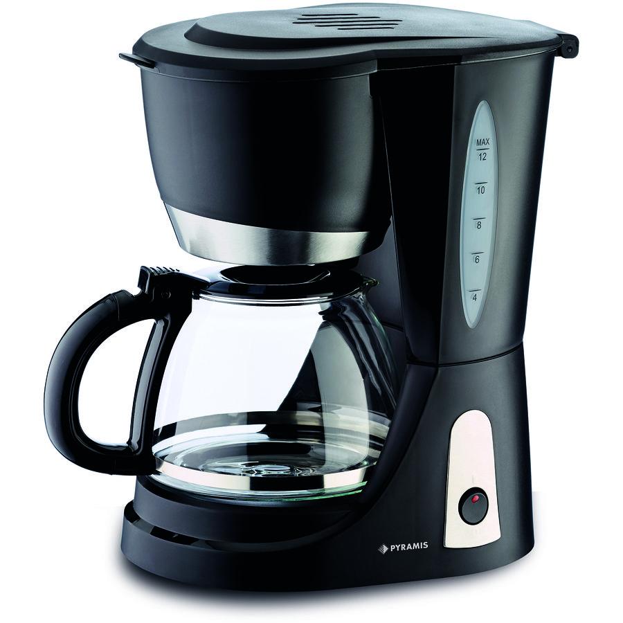 Cafetiera BI1000 1.2 litri 12 cesti 830W Negru thumbnail
