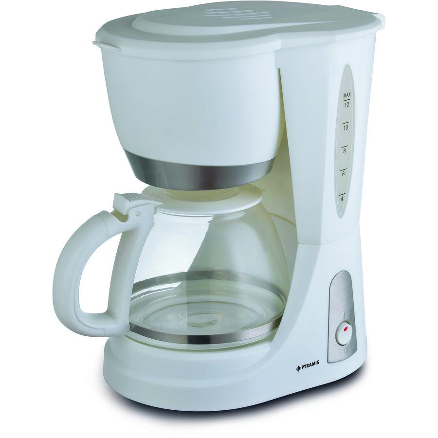 Cafetiera WI1001 1.2 litri 12 cesti 830W Alb thumbnail
