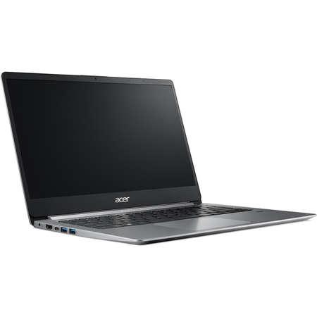 Laptop Acer Swift 1 SF114-32-P9HN 14 inch FHD Intel Pentium N5000 4GB DDR4 128GB SSD Linux Silver