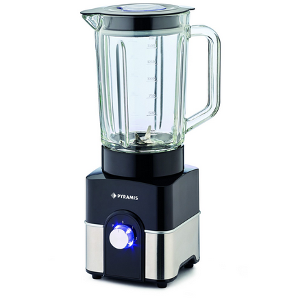 Blender de masa BI300 500W 1.5 litri Negru / Argintiu thumbnail