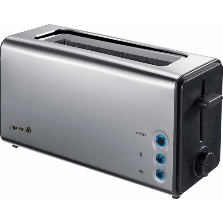 Prajitor de paine AET-1011 2 felii 5 nivele 1050W Argintiu thumbnail