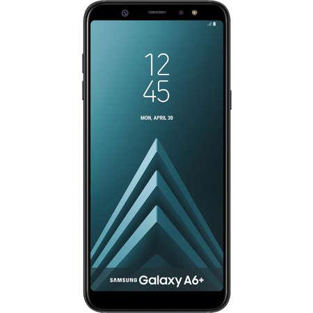 Smartphone Samsung Galaxy A6 Plus 2018 A605F 32GB 3GB RAM 4G Dual Sim Black