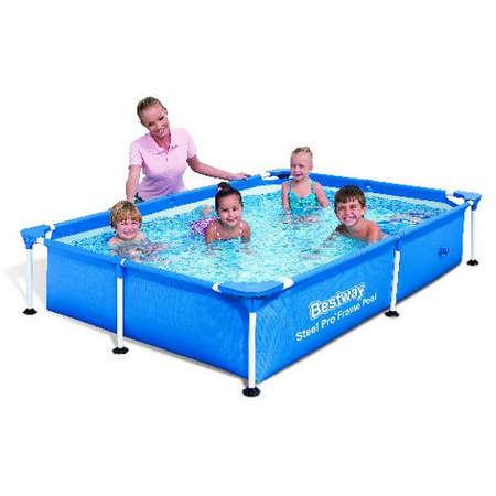 Piscina Bestway Splash Jr. 229 x 160 x 43 cm