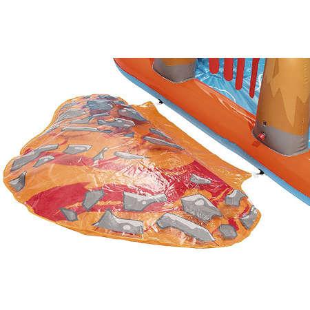 Piscina de joaca Bestway Insula cu vulcan 265 x 265 x 104 cm