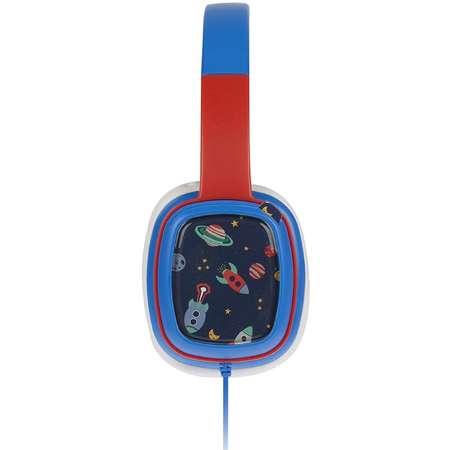 Casti KitSound Mini Movers Childrens Blue
