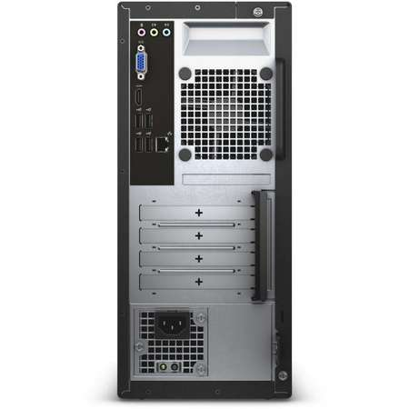 Sistem desktop Dell Vostro 3667 MT Intel Core i3-6100 4GB DDR4 1TB HDD Windows 10 Pro