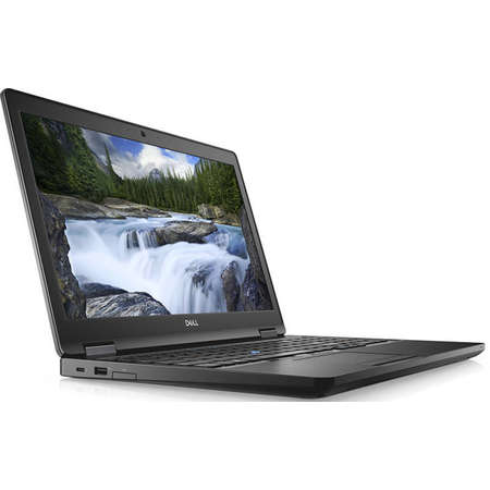 Laptop Dell Latitude 5590 15.6 inch FHD Intel Core i5-8250U 8GB DDR4 256GB SSD Linux Black 3Yr PSP