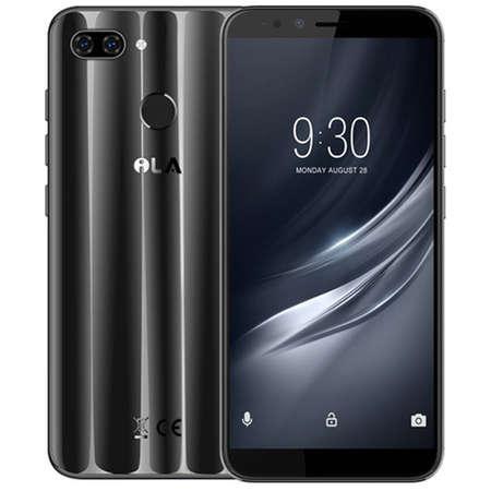 Smartphone iLA Silk 64GB 4GB RAM Dual Sim 4G Black