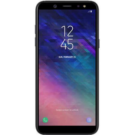 Smartphone Samsung Galaxy A6 2018 A600 32GB 3GB RAM 4G Dual Sim Black