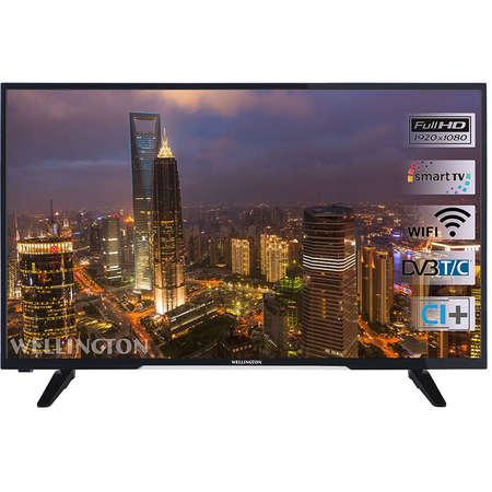Televizor Wellington LED Smart TV WL32 HD279SW 81cm HD Ready Black
