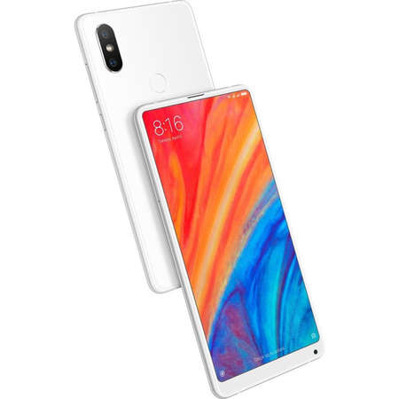 Smartphone Xiaomi Mi Mix 2S 64GB 6GB RAM Dual Sim 4G White