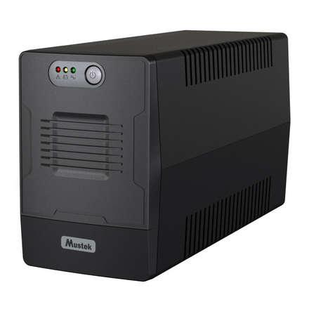 UPS Mustek PowerMust 2000 EG LED 2000VA Schuko