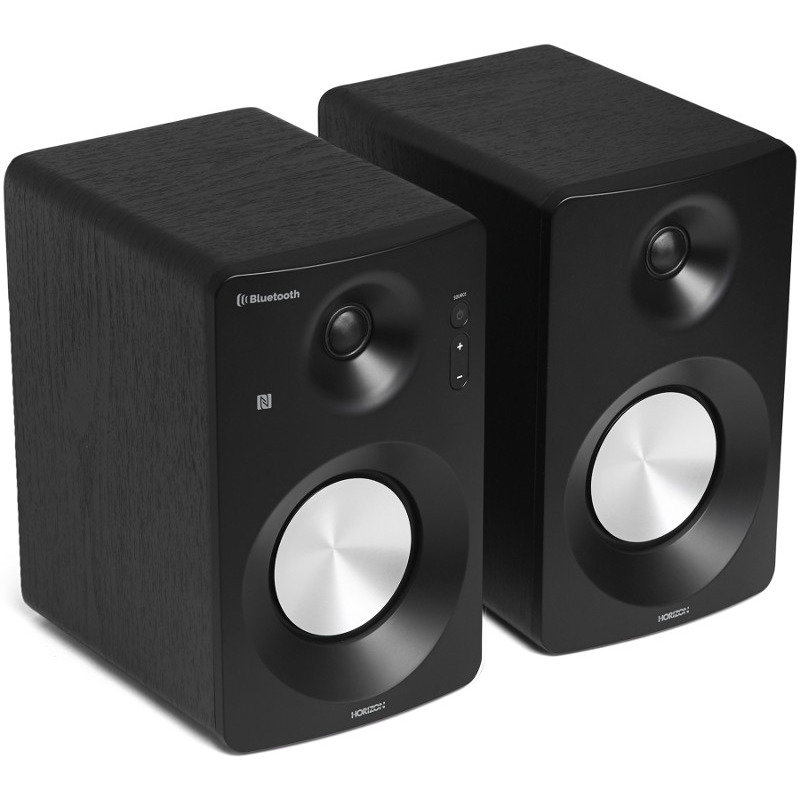 Sistem Active Hi-Fi HAV-M1100B 2.0 60W Black thumbnail