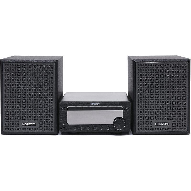 Sistem Micro Hi-Fi HAV-M7700 2.0 50W Black thumbnail
