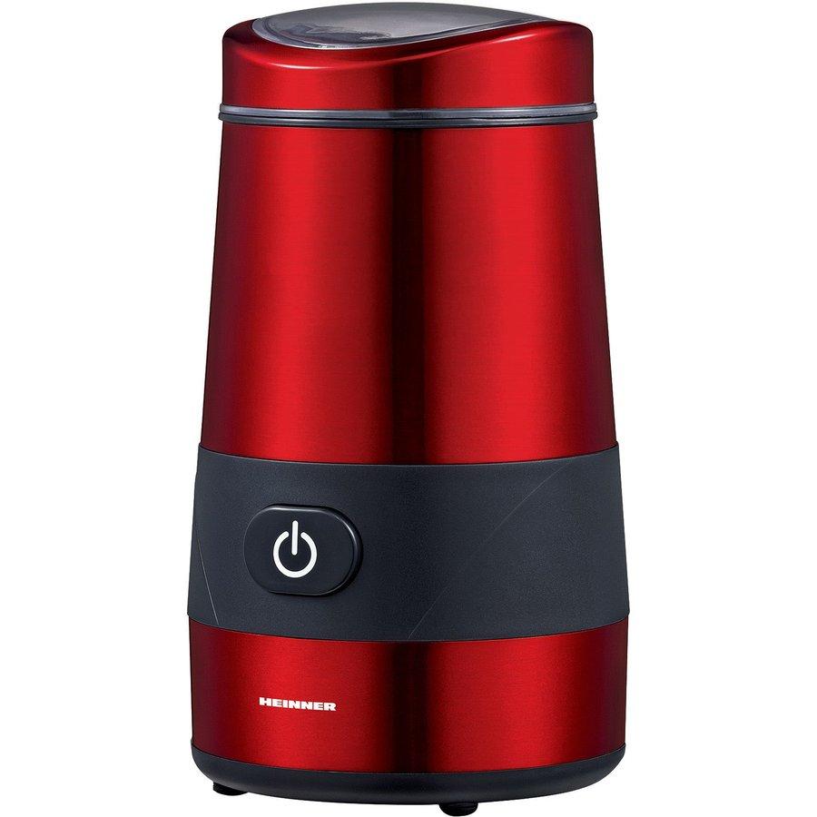 Rasnita cafea HCG-200RED 60g Interior 200W Inox Rosu