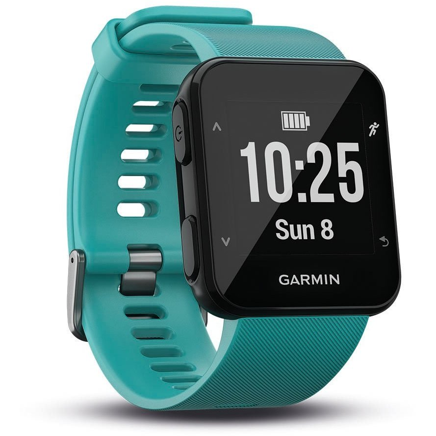 Smartwatch Forerunner 30 HR Turquoise thumbnail