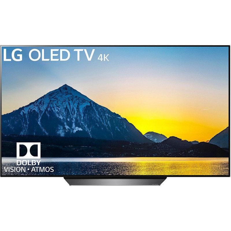 Televizor Smart Tv Oled55b8pla 139cm Ultra Hd 4k Grey