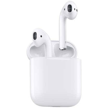 Casti AirPods Apple Bluetooth Wireless Alb