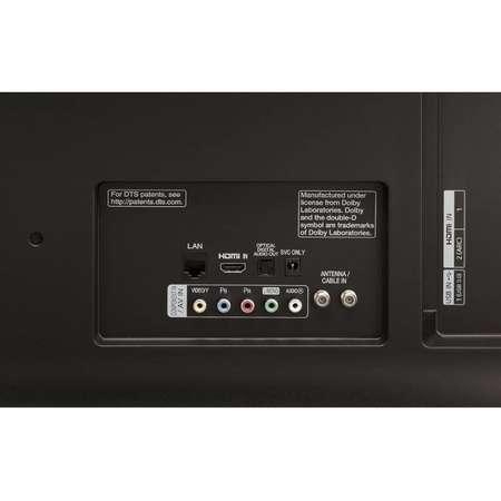 Televizor LG LED Smart TV 55 UJ634V 139cm Ultra HD 4K Black