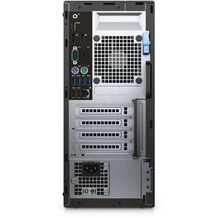Sistem desktop Dell OptiPlex 5050 MT Intel Core i5-6500 8GB DDR4 256GB SSD Windows 7 Pro upgrade la Windows 10 Pro 4Yr NBD