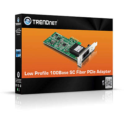 Placa retea Trendnet TE100-ECFXL