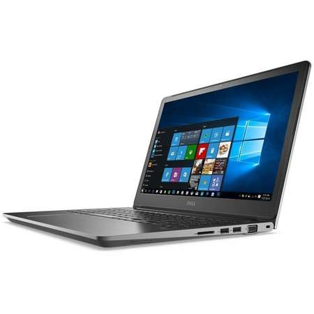 Laptop Dell Vostro 5568 15.6 inch FHD Intel Core i7-7500U 8GB DDR4 256GB SSD FPR Windows 10 Pro 3Yr CIS