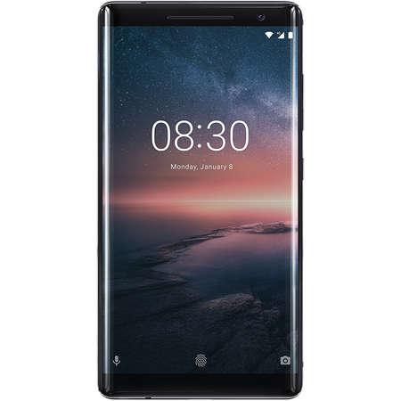 Smartphone Nokia 8 Sirocco 128GB 6GB RAM 4G Black