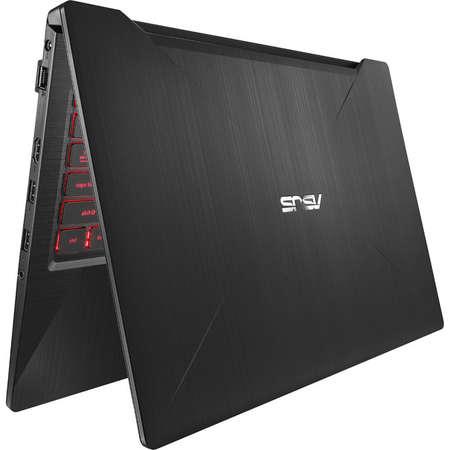 Laptop Asus FX503VD-E4150 15.6 inch FHD Intel Core i5-7300HQ 8GB DDR4 256GB SSD nVidia GeForce GTX 1050 4GB Black