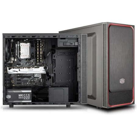 Carcasa Cooler Master MasterBox E500L Red