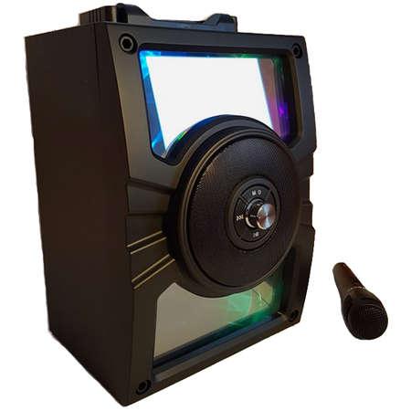 Boxa portabila Rotech Microfon USB Negru