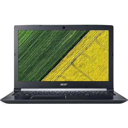 Laptop Acer Aspire A515-51G 15.6 inch FHD Intel Core i7-7500U 4GB DDR4 256GB SSD nVidia GeForce MX130 2GB Linux Obsidian Black