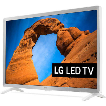 Televizor LG LED Smart TV 32 LK6200PLA 81cm Full HD White