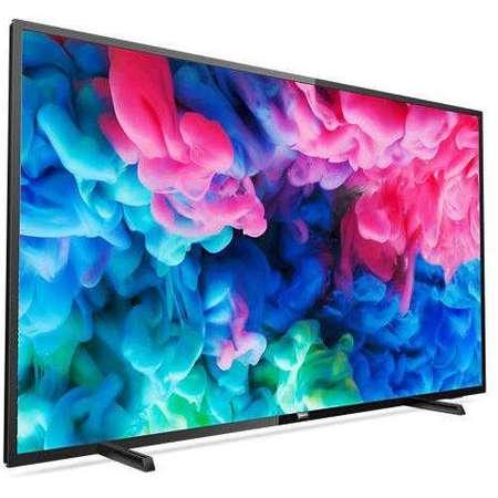 Televizor Philips LED Smart TV 65 PUS6503/12 165cm Ultra HD 4K Black